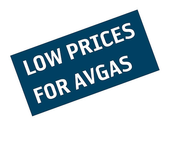 Low prices for avgas